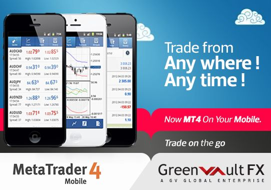 Stay updated and operate your #trading account while on the move. Access #financial markets, technical analysis and up-to-date news and events without being tied to your desk.  Download #MetaTrader 4 Mobile now and have the choice of where and when to #trade in your terms.