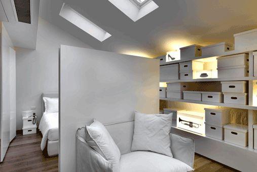 Luxurious Attic | Maison Moschino | Milan