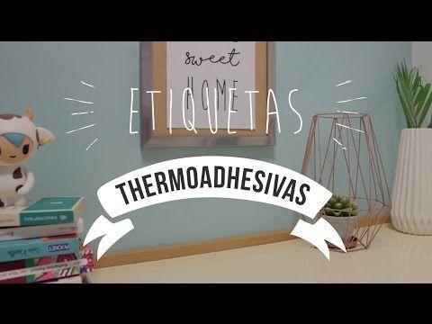 Etiquetas termoadhesivas para la ropa de los niños