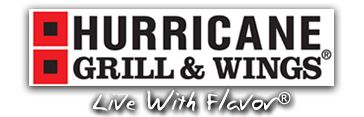 Hurricanes for awesome wings and laid back atmosphere!  2355 SW Martin Hwy, Palm City, Fl. 34990 772-781-4295