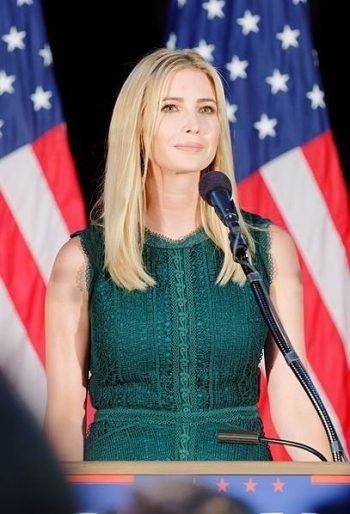 There's no denying that Donald Trump's Daughter, Ivanka Trump is a formidable woman despite being raised in the lap of luxury.  She is the proprietor of a successful fashion line and a veteran in numerous high-level business and finance ventures. Perhaps her most distinguishing accomplishment is t