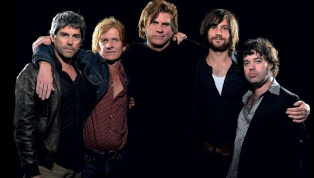 Review of Tex Perkins & The Dark Horses at Oxford Art Factory,Sydney