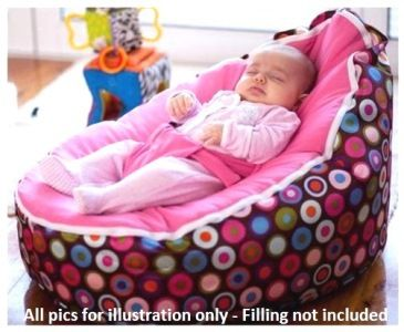 Looks Like The Perfect Thing For Littlest Ones And It Grows With Baby They Can Use As A Regular Beanbag Chair