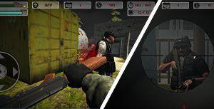 Commando Enemy lines 2 Money Mod FULL APK