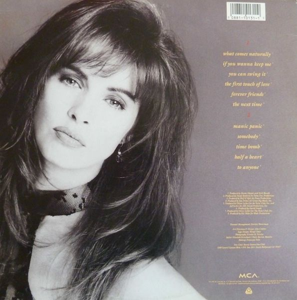 Sheena Easton - What Comes Naturally at Discogs