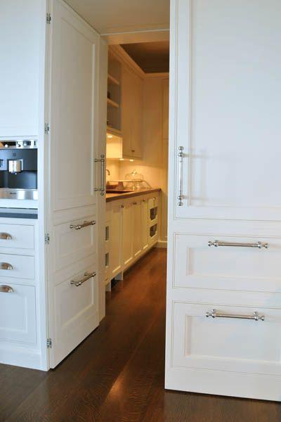 17 best ideas about hidden pantry on pinterest hidden for Hidden pantry
