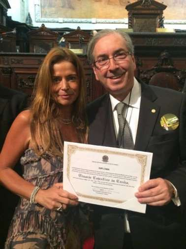 Claudia Cunha e Danielle Dytz serao investigadas sob a tutela do juiz Sérgio Moro.