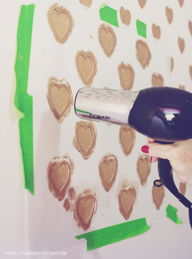 HomeMade Home Series | Wall Stenciling for Beginners