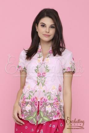 CA.10810 Pink Simply Kebaya Catalog