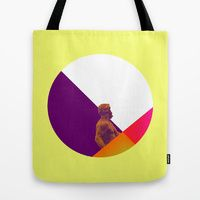 Tote Bags by Another Colour | Society6