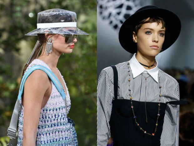 Hat Trends 2020.Accessory Trends Spring Summer 2020 Afmu Net In 2019