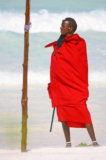 Masai in Zanzibar