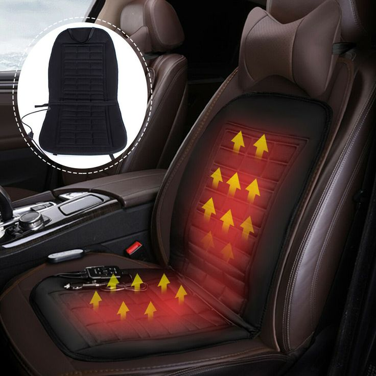 12V Car Seat Heater Cover Thickening Heated Heating
