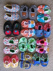 *Itty Bitty Baby Shoes