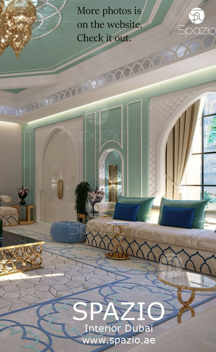 Interior Design Company In Dubai Uae Interior Design Dubai Luxury Home Decor Moroccan Home Decor Luxury House Interior Design