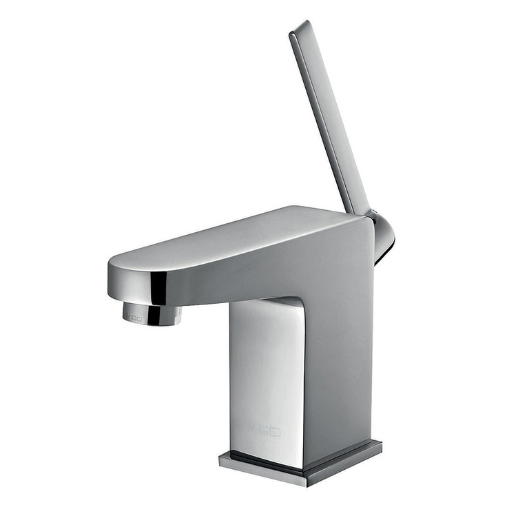 VIGO Ethan Single Lever Bath Faucet In Chrome   Contemporary   Bathroom  Faucets   VIGO