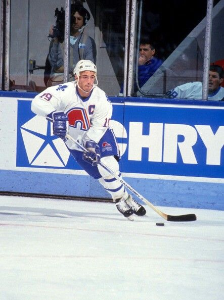 Joe Sakic | Quebec Nordiques | NHL | Hockey