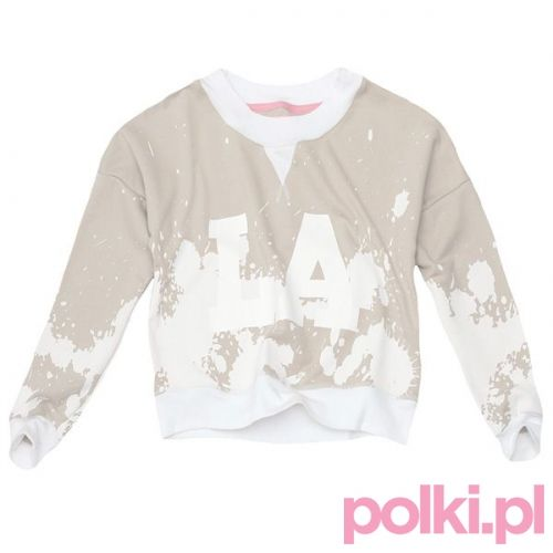 Modna bluza PLNY Lala #polkipl #moda