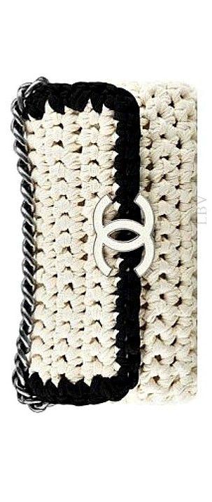 Chanel Crochet Clutch | LBV ♥✤