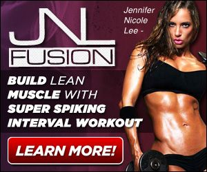 Are you looking for a way to improve the way you look and feel, but don't have time to go to a gym? JNL Fusion is a breakthrough workout program, created by international fitness model Jennifer Nicole Lee,