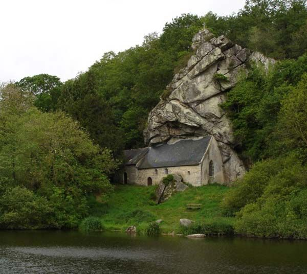 Chapel of St Gilda Brittany France: Canal Du, Church Design, St. Gilda, Stones Houses, Brittany France, Chapel, Places, Stones Barns, Rocks Of Age