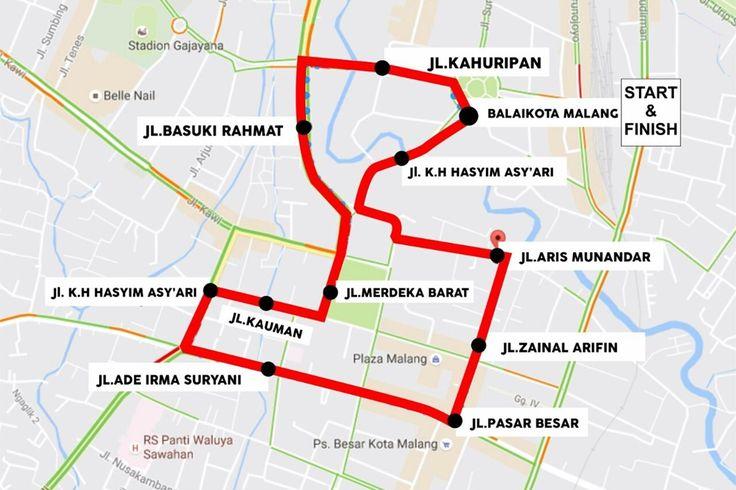 Peringati tahun baru Islam Pemkot Malang gelar Parade Muharram 1438 H - merdeka.com
