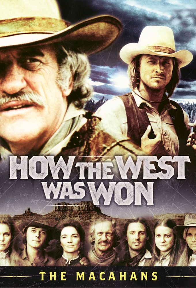 how the west was won tv series - 680×1000