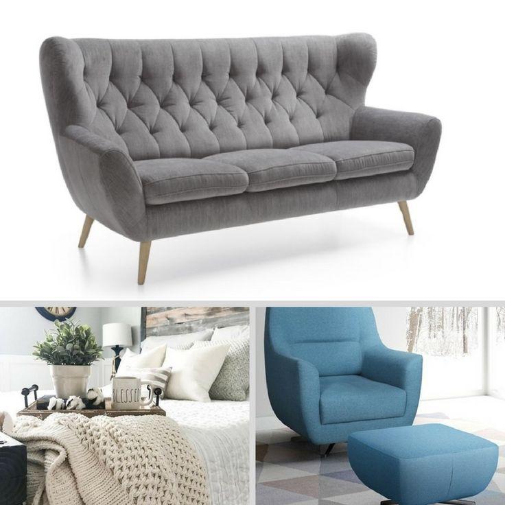 The beginning of the week ☕ Sit down comfortable and make a plan❗☀️ (Sofa Voss, Sibu) #smartfurniture #furniture #Mississauga #GTA #sofa #armchair #livingroom