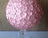 Cherry blossom topiary centerpiece -  customizable -made to order