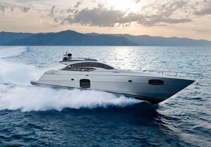 Pershing 74 (via Pershing Yacht)