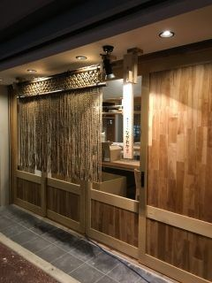 警固の上人橋通りに天ぷら屋さんがオープンするみたい  まだ内装工事中でしたがカウンターテーブルのおしゃれな感じ 居酒屋風な天ぷら屋いいですね  オープンしたら食べにいこうっとtags[福岡県]