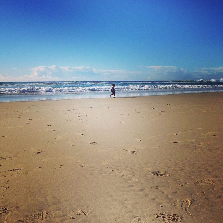 Ocean love, fills me up.