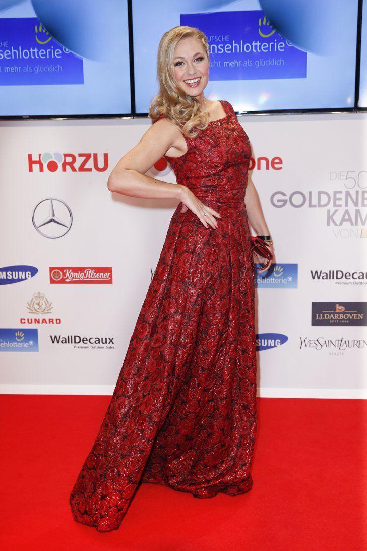Pin for Later: Seht alle Stars bei der Goldenen Kamera! Ruth Moschner