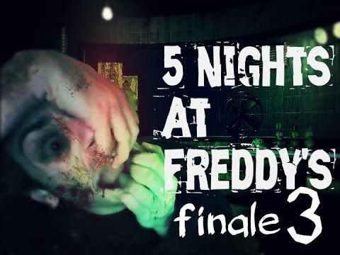 Η πρώην μου, το τέρας - Five Nights at Freddy's 3 FINALE (5 Βραδιές στού...