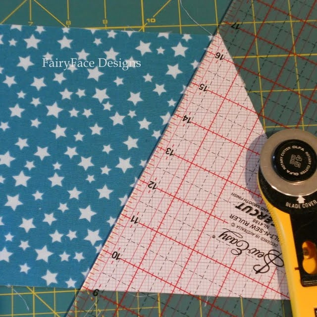 A Bunting Tutorial ...i think I collect bunting tutorials :)