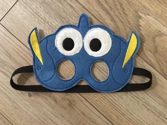 Finding Dory Finding Nemo Inspired Masks Kids Masks Kids | Etsy