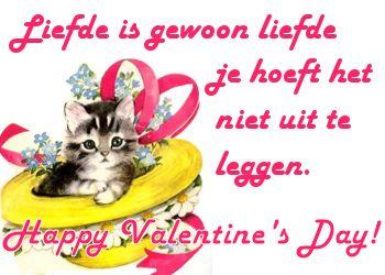 leuke valentijn tekst plaatjes, lieve tekst voor jouw Valentijn op Feest-Plaatjes.nl