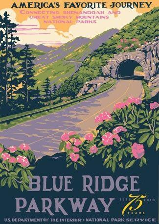 Blue Ridge by serena