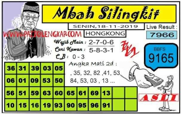 Mbah silingkit sdy