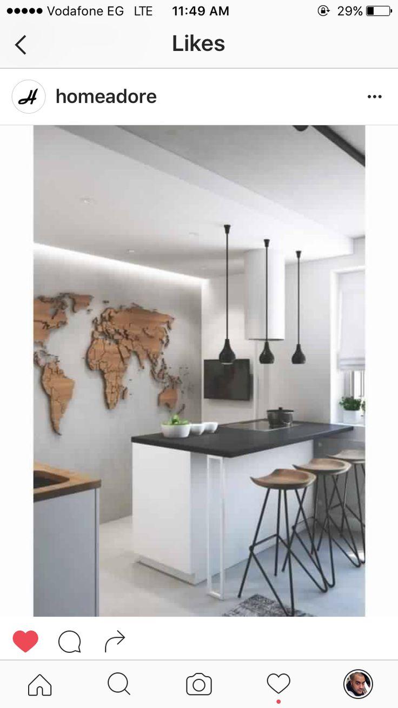 Sehen, Moderner Wohnungs Dekor, Moderne Wohnungen, Mein Zuhause Design,  Ideen Zur Innenausstattung, Küchen, Gentleman, Channel, Schlafzimmer
