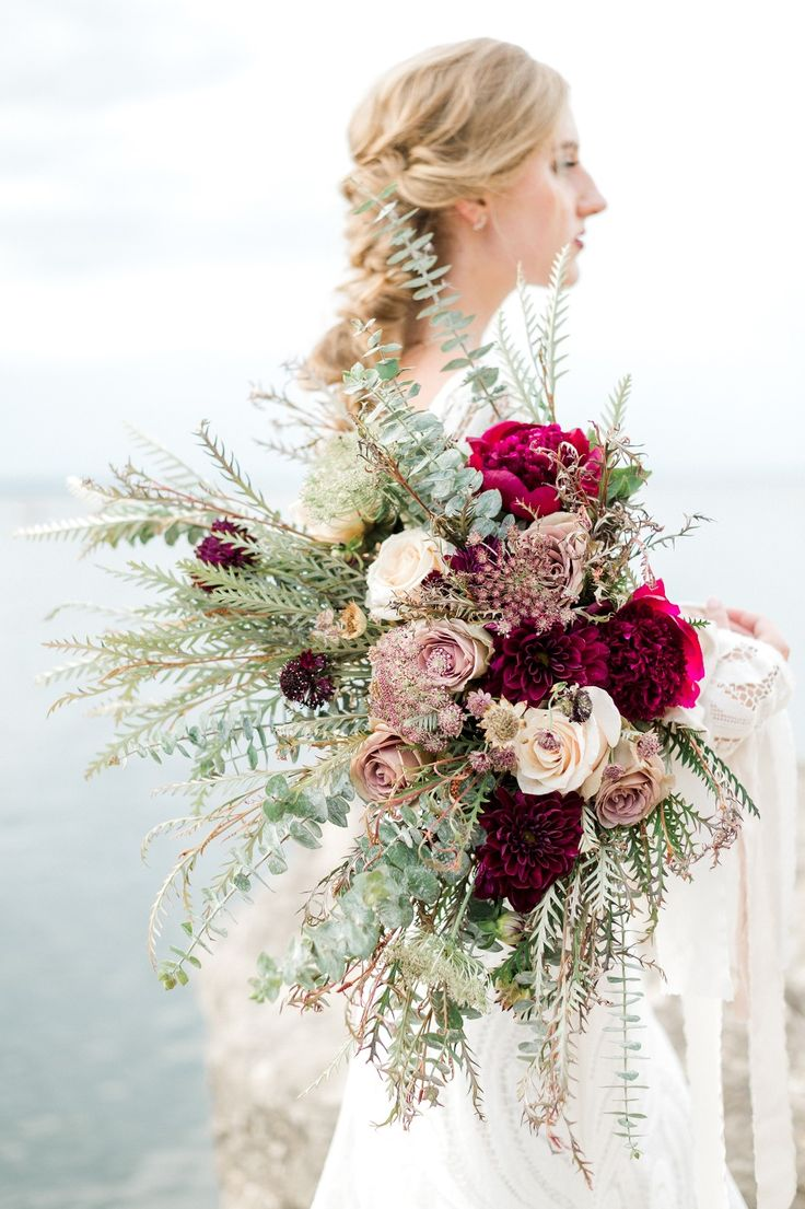 5469 best wedding bouquets images on pinterest whimsical neutral and burgundy elopement inspiration junglespirit Choice Image