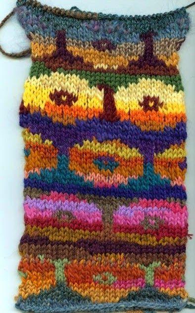 """Милые сердцу штучки: Вязание: """"Осень в стиле Каффе Фассетт"""""""
