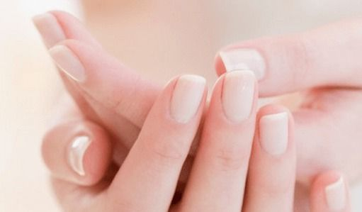 Manicure giapponese.