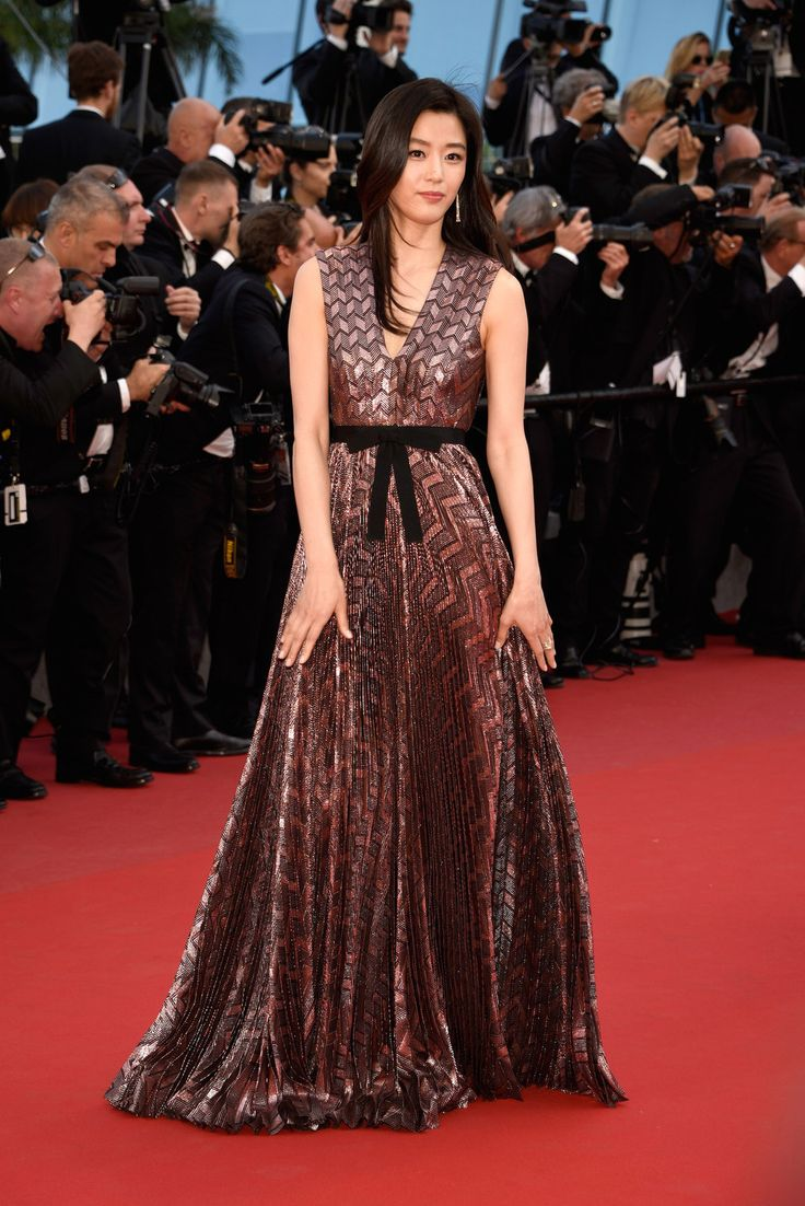 Gianna Jun   31 Flawless Celebs Dressed To Kill At Cannes