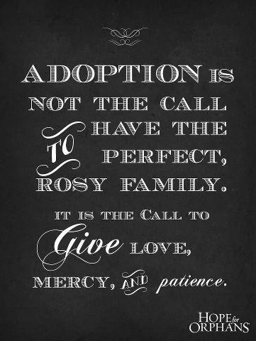 Celebrating National Adoption Day. We love you girls!