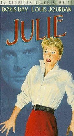 "2/16/14 7:21p  MGM   ""Julie""    Doris Day   Oscar Nom for Best  Title Song   Released: 11/1956  Her 20th Film"