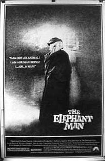 The Elephant Man; Phil took me to see this when David Bowie starred