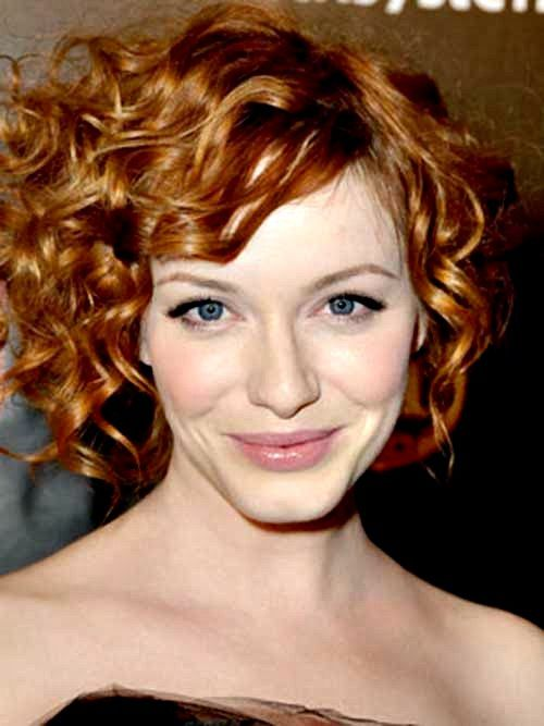 Short Wavy Hairstyles 8 Best Short Curly Hairstyles For Oval Faces Images On Pinterest