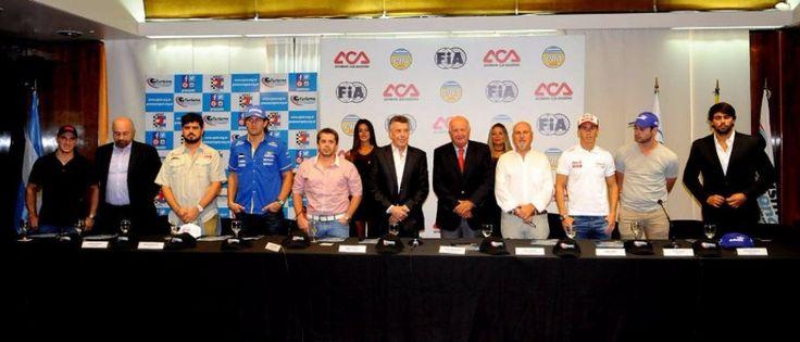 Se presentó el Campeonato Argentino 2017 de Turismo Nacional Para esta nueva temporada el campeonato contará con el desembarco de la marca KIA de manera oficial