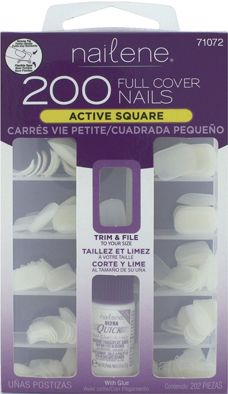 7 best Acrylic Nails images on Pinterest | Artificial nails, Cover ...